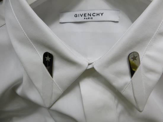 Givenchy Metallic star collar tip shirt Size US S / EU 44-46 / 1 - 10
