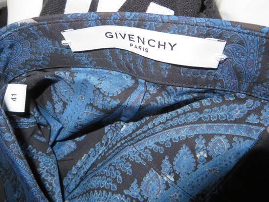 Givenchy Paisley check-print shirt Size US M / EU 48-50 / 2 - 5