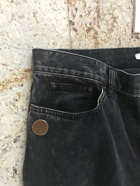 Givenchy Black Aged Denim Size US 38 / EU 54 - 12