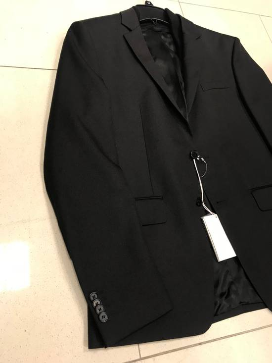 Givenchy Blazer With Zip Vest Combo in Black Size US L / EU 52-54 / 3 - 1
