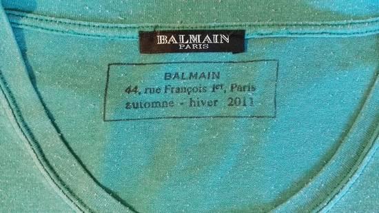 Balmain Three pack tees Size US M / EU 48-50 / 2 - 1
