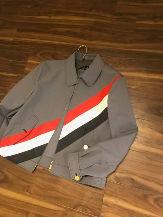 Thom Browne Light Shell Blouson Jacket Size US L / EU 52-54 / 3 - 6