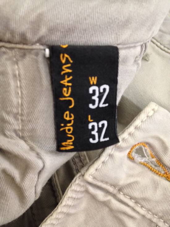 Nudie Jeans thin finn khakis chino Size US 32 / EU 48 - 9