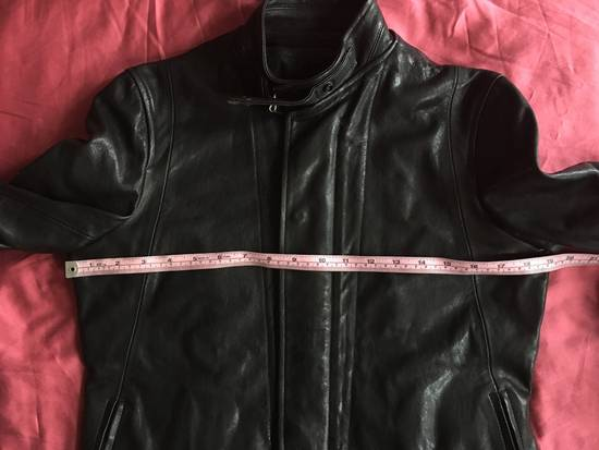 Julius JULIUS_7 Leather Jacket Size 1, EU 44-46, US XS_S Size US S / EU 44-46 / 1 - 8