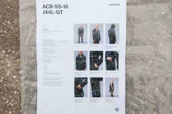 Acronym Acronym J44L-GT Size US L / EU 52-54 / 3 - 17