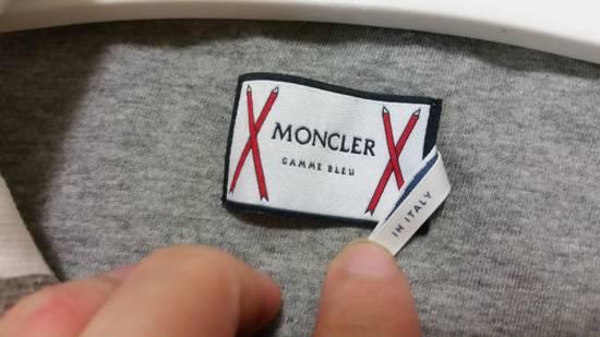 Thom Browne Moncler Gamme Bleu SS16 Polo Size US L / EU 52-54 / 3 - 8