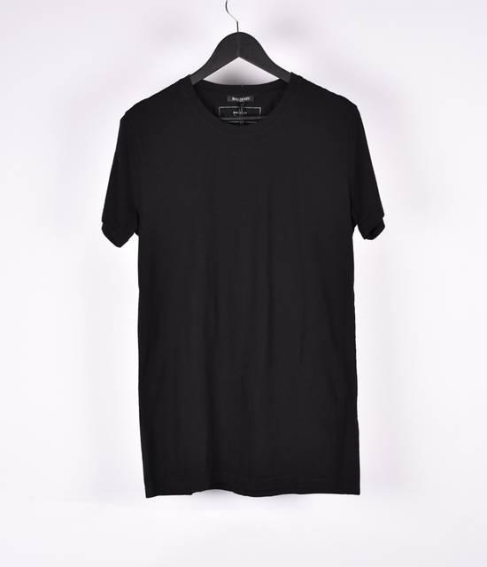 Balmain Paris Men Black Crew Neck T-Shirt, NWT Size US M / EU 48-50 / 2