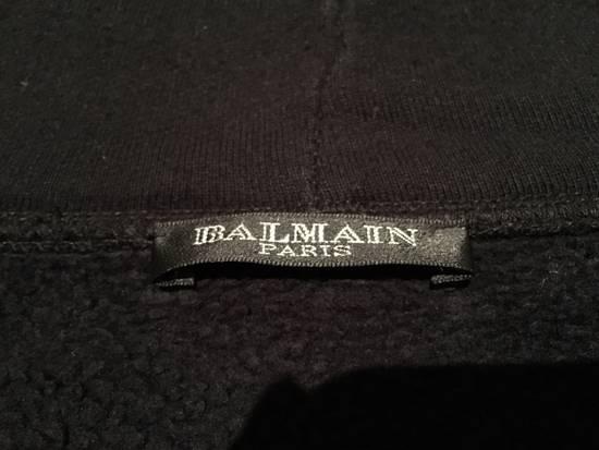 Balmain Rare Balmain Biker Hoodie Size US M / EU 48-50 / 2 - 3