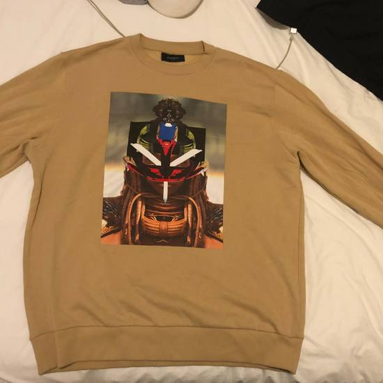 Givenchy Camel Crewneck Sweatshirt Size US L / EU 52-54 / 3 - 1