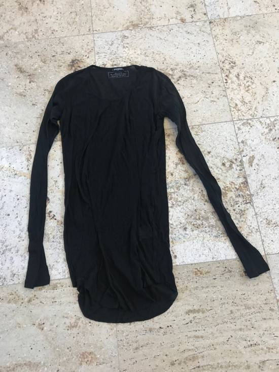 Balmain Ribbed LS Black Size US L / EU 52-54 / 3 - 1