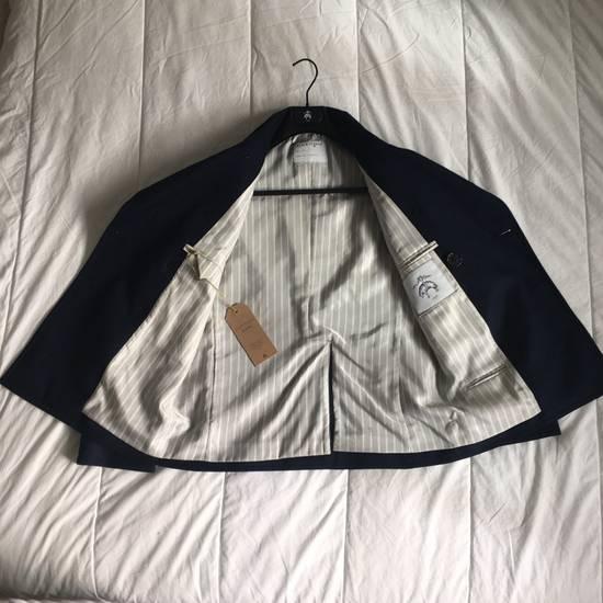 Thom Browne Black Fleece Modern Classic Peacoat Size US XS / EU 42 / 0 - 2