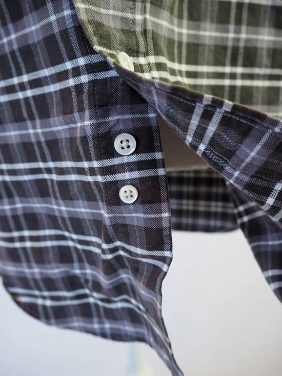 Thom Browne checked soft shirt size 2 Made in USA Size US M / EU 48-50 / 2 - 3