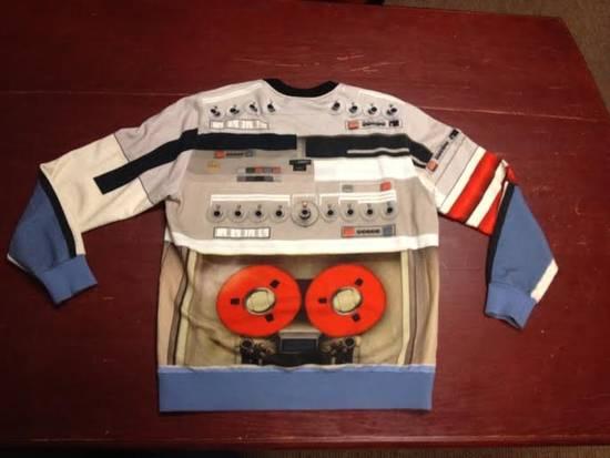 Givenchy Givenchy Tape Deck Sweatshirt Size US M / EU 48-50 / 2 - 1