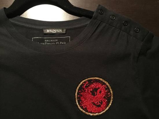 Balmain amazing embroidery on tee Size US M / EU 48-50 / 2