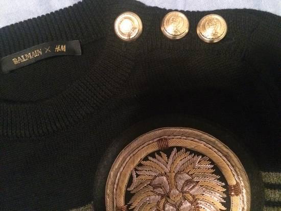 Balmain Lion Sweater Size US XS / EU 42 / 0 - 3