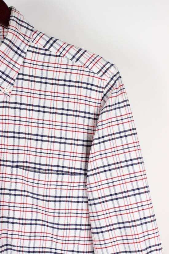 Thom Browne Thom Browne Men White/Multi Shirt Size S Size US S / EU 44-46 / 1 - 2