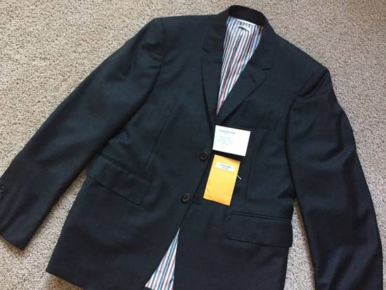 Thom Browne Thom Browne SS17 Classic Gray Suit-Jacket - TB 2 Size US M / EU 48-50 / 2