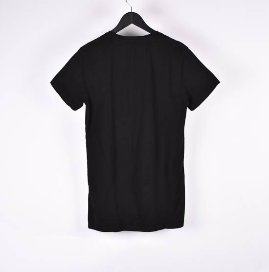 Balmain Paris Men Black Crew Neck T-Shirt, NWT Size US M / EU 48-50 / 2 - 2