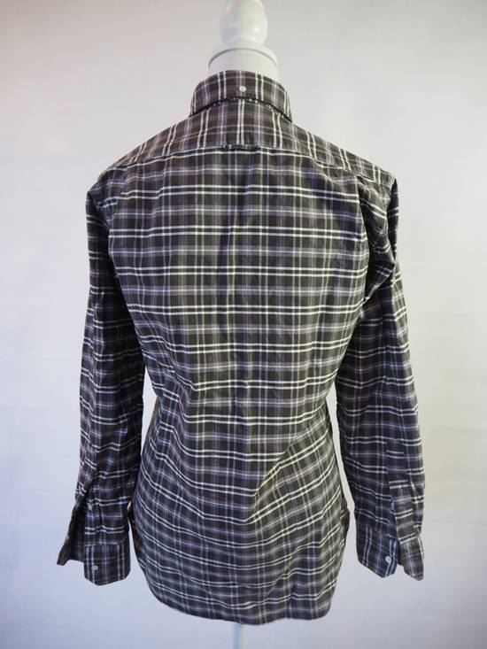 Thom Browne checked soft shirt size 2 Made in USA Size US M / EU 48-50 / 2 - 5