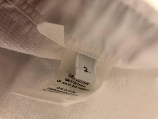 Thom Browne slit fit button down collar cotton oxford shirt Size US M / EU 48-50 / 2 - 2