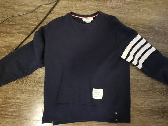 Thom Browne Thom Browne Classic 4-bar stripe. REAL + good condition Size US M / EU 48-50 / 2