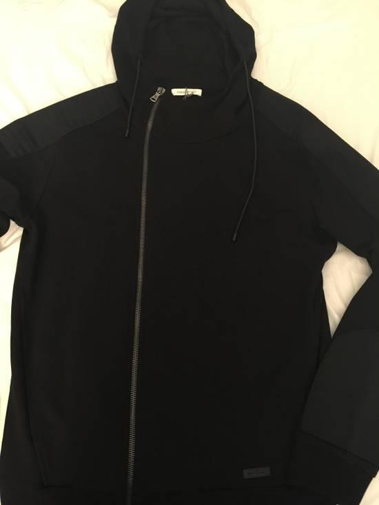 Balmain biker hoodie jip up Size US XL / EU 56 / 4