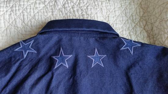 Givenchy Star Embroidered Denim Jacket Size US M / EU 48-50 / 2 - 12