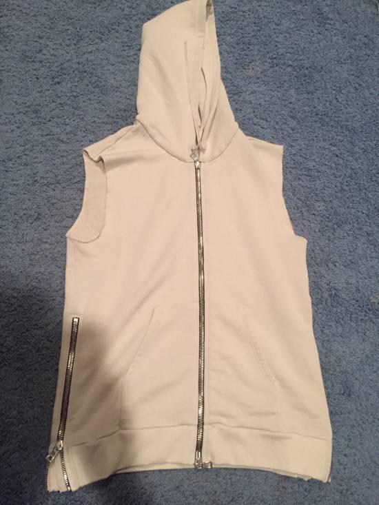 Balmain Sleevless Hoodie Size Medium Size US M / EU 48-50 / 2