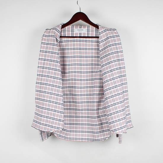 Thom Browne Thom Browne Men White/Multi Shirt Size S Size US S / EU 44-46 / 1 - 4