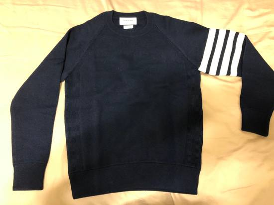 Thom Browne 4 bar cashmere sweater pullover Size US M / EU 48-50 / 2