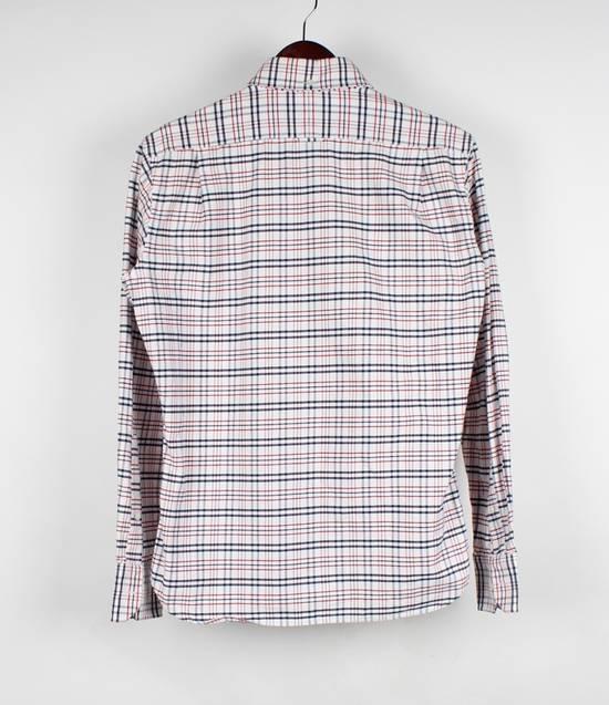 Thom Browne Thom Browne Men White/Multi Shirt Size S Size US S / EU 44-46 / 1 - 3