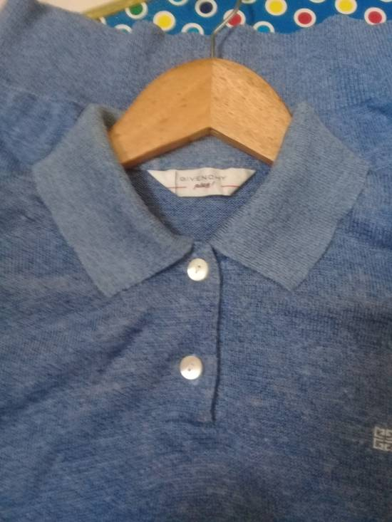 Givenchy Givenchy Play Blue Short Sleeve Collar Shirts Size US M / EU 48-50 / 2 - 4