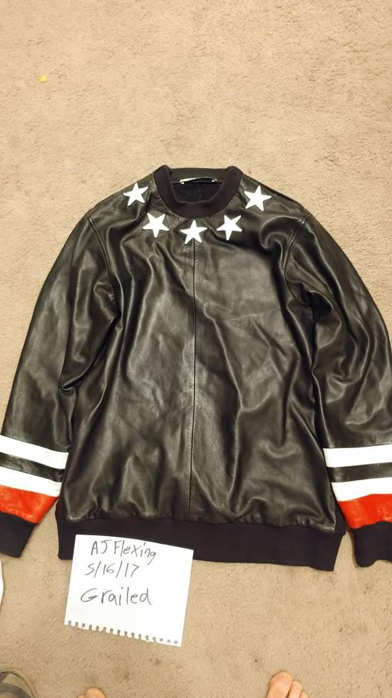 Givenchy Black leather givenchy jacket Size US S / EU 44-46 / 1