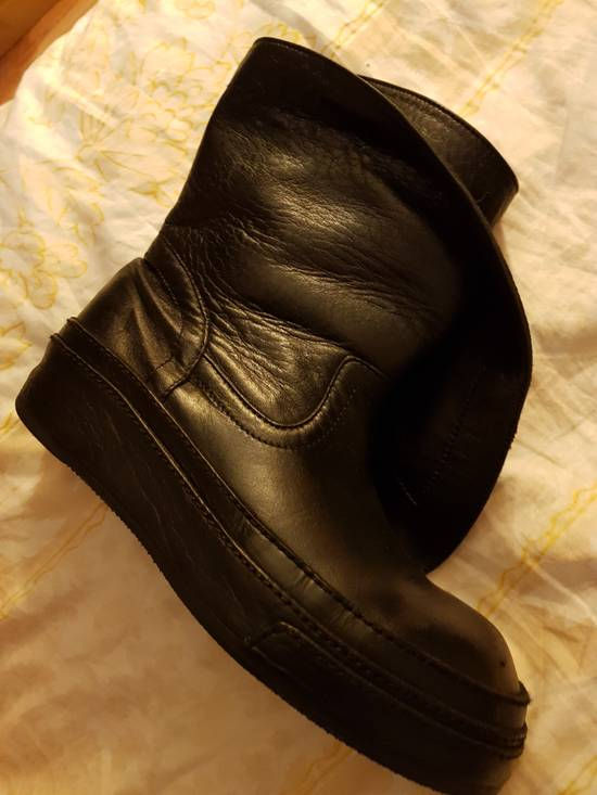 Julius Julius Leather Boots Size US 10.5 / EU 43-44