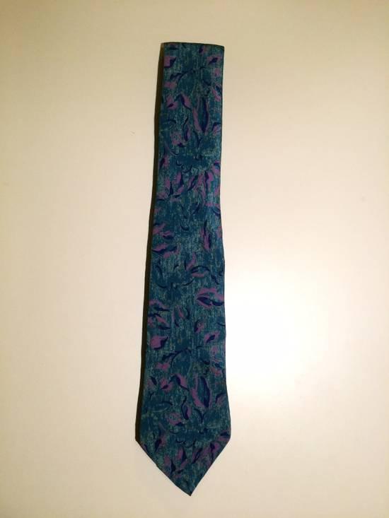 Balmain Rare Vintage Pierre Balmain Graphic Tie Size ONE SIZE