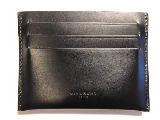 Givenchy Star Leather Card Case Size ONE SIZE - 1