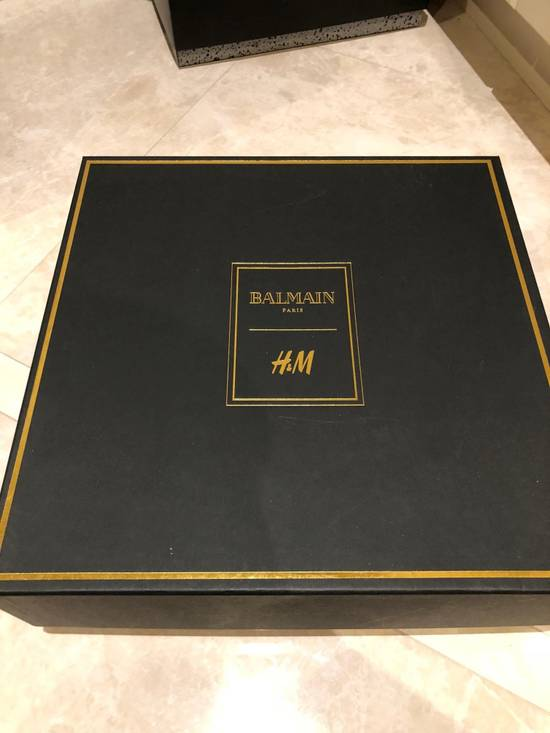 Balmain Balmain X H&M military boots Size US 10 / EU 43 - 1