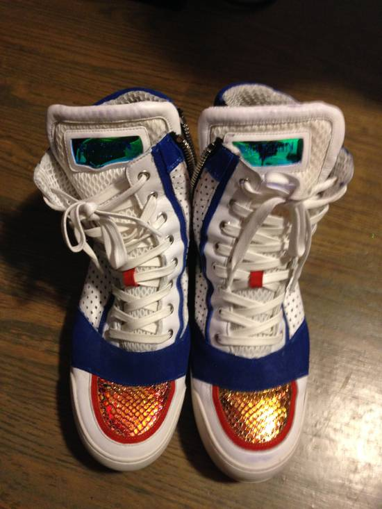 Balmain High Top sneakers Size US 12 / EU 45