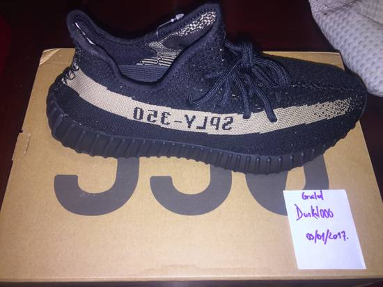 9442fd759 Adidas Kanye West Yeezy Boost 350 V2 - Green Size 9 - Low-Top ...