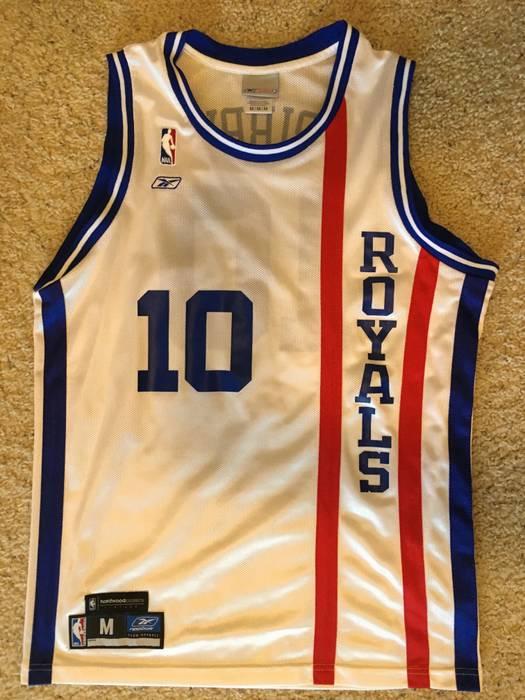 Reebok Retro Vintage Mike Bibby Jersey Kings Royals Size m - Jerseys ... 2ec763d2e
