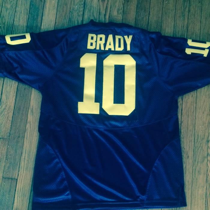pretty nice d89d9 e873a france tom brady college jersey number a596f b5038