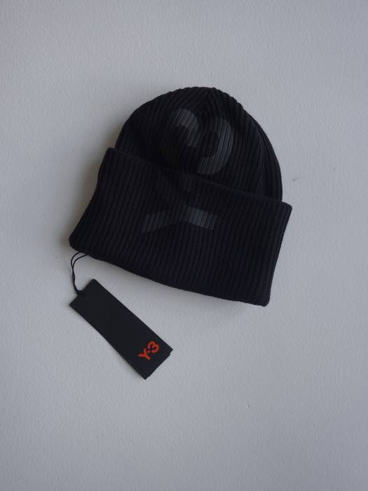 392c723bd05 Y-3 Y-3 beanie Size one size - Hats for Sale - Grailed