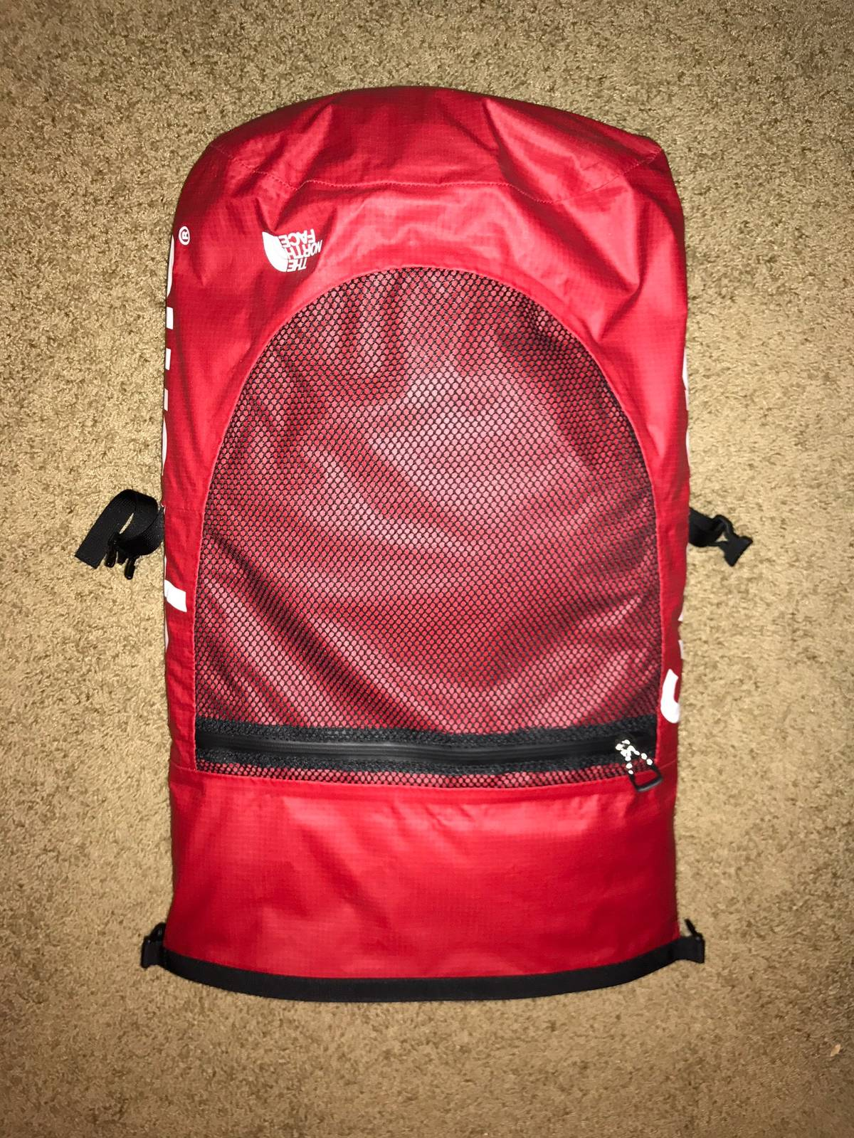 Supreme Supreme Ss17 Backpack Red | Grailed