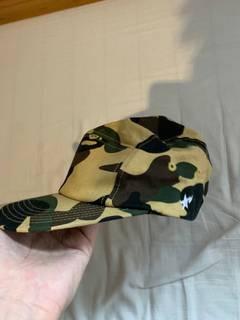 41ec0daaa Bape Bape Gore-tex Green 1st Camo Cap | Grailed