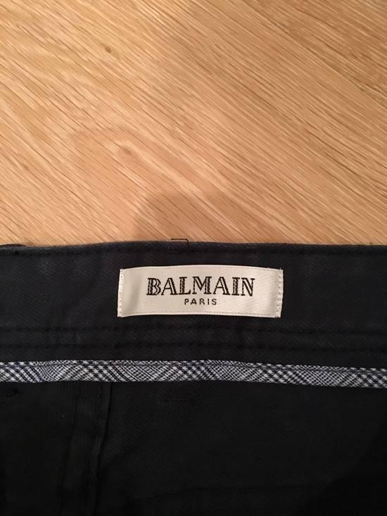 Balmain Dark Blue Jeans by Balmain Size US 31 - 2