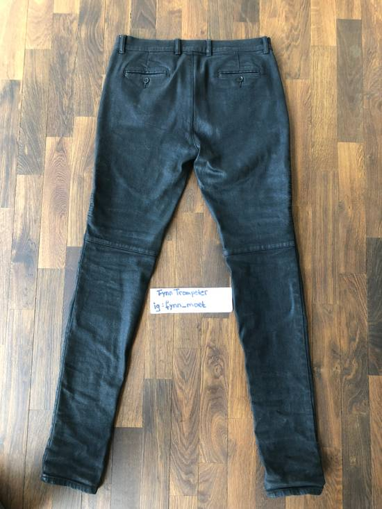 Balmain Balmain Biker Jeans with Zippers Size US 33 - 2