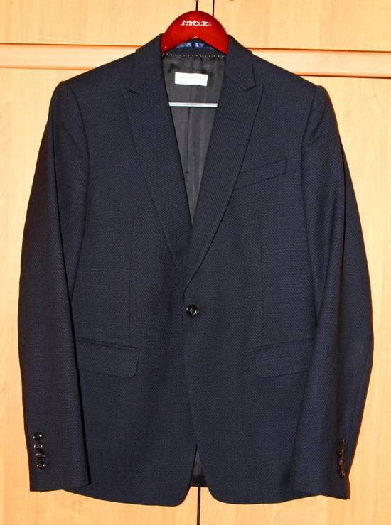 Dries Van Noten luxury blazer sportcoat wool cotton mix Size 38R