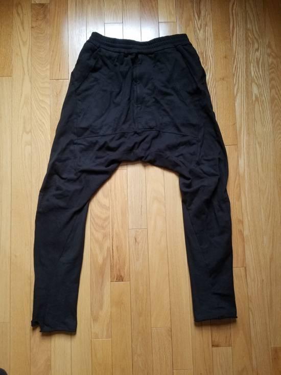 Julius Glitch drop crotch sweat pants Size US 30 / EU 46 - 1