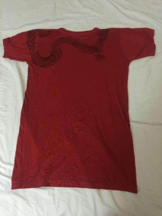 Balmain Balmain Red Dragon Tee Size US M / EU 48-50 / 2 - 1