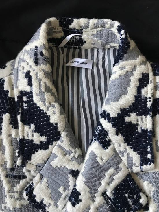 Thom Browne Embroidered Top Coat Size US XS / EU 42 / 0 - 3